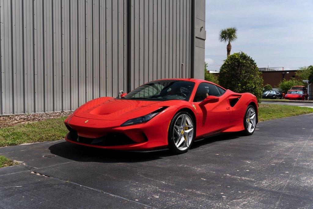 Thumbnail - 2020 Ferrari F8 Tributo