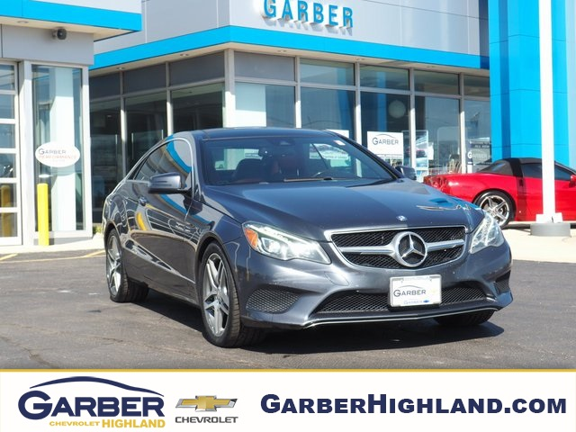 Mercedes-Benz E-Class Under 500 Dollars Down
