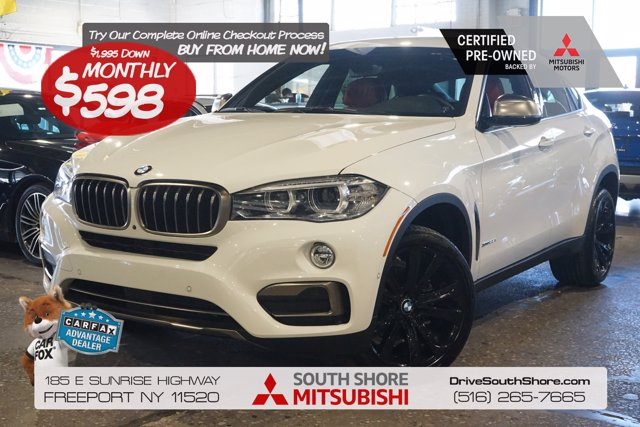BMW X6 Series Under 500 Dollars Down