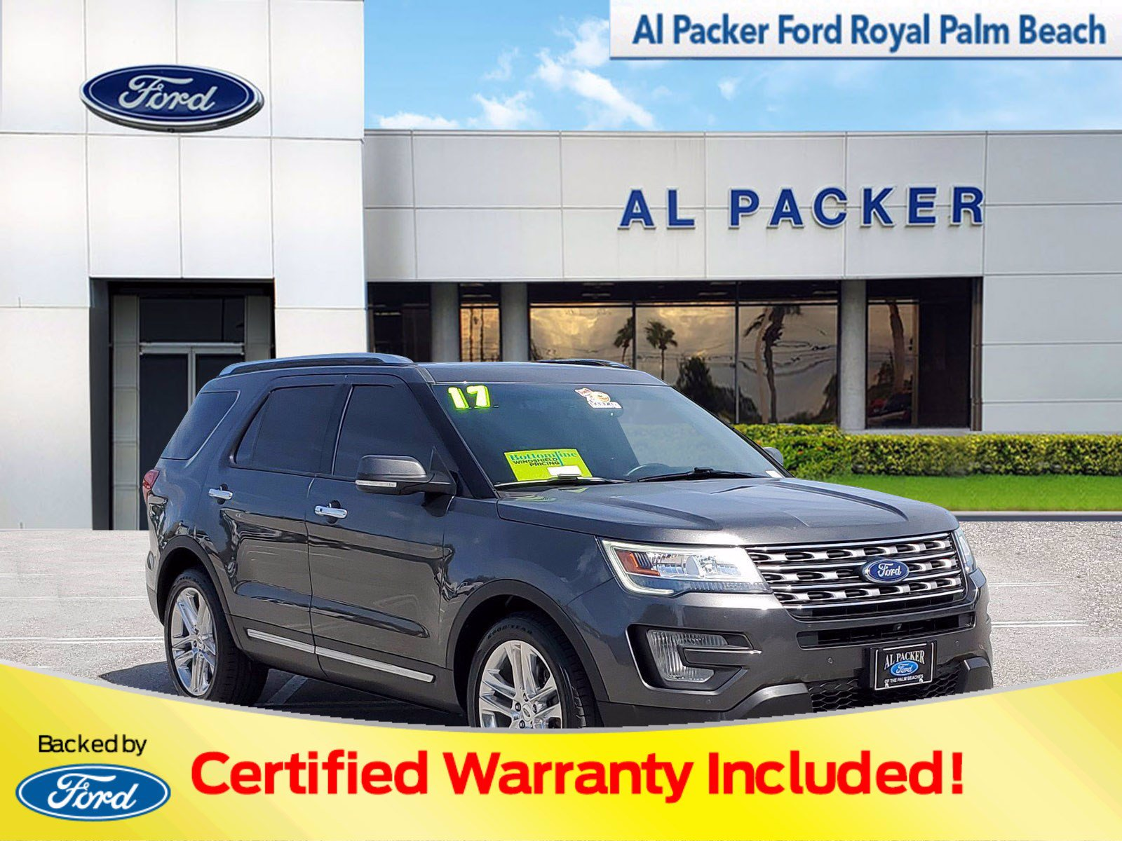 2017 Ford Explorer Limited photo
