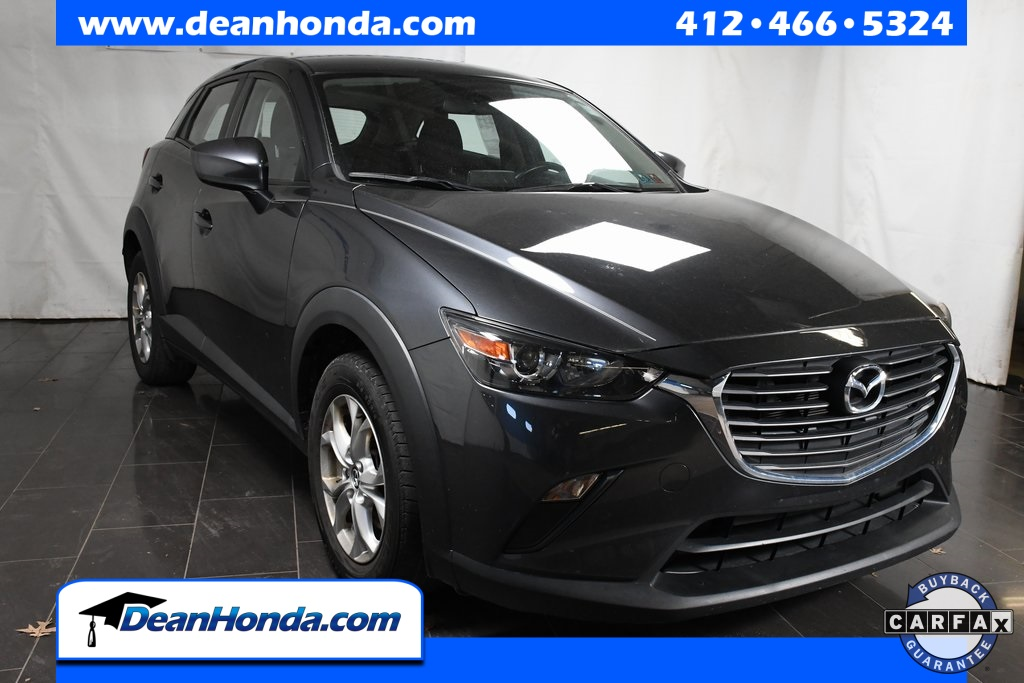 Mazda CX-3 Under 500 Dollars Down