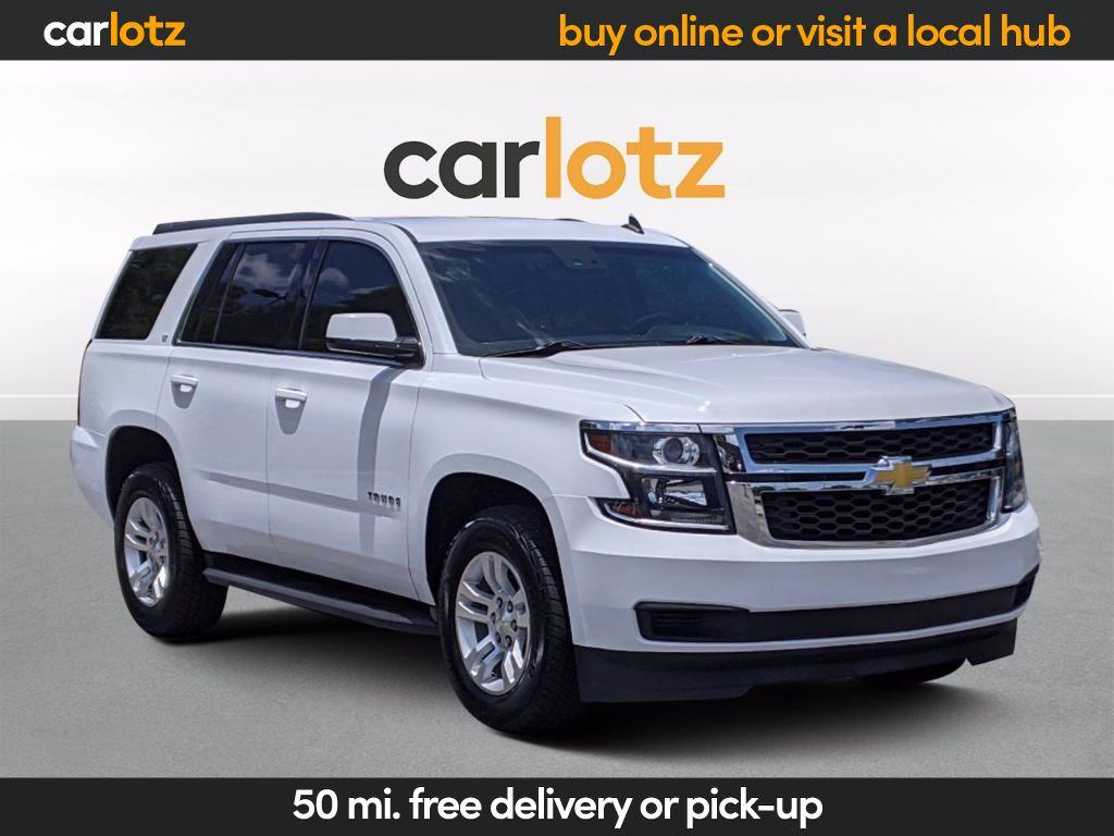 2015 Chevrolet Tahoe LT photo