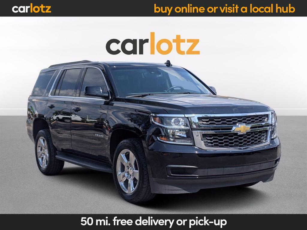 2016 Chevrolet Tahoe LT photo