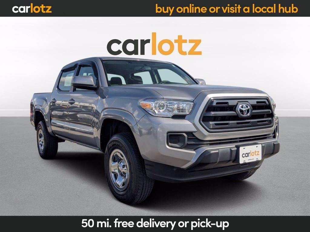 2017 Toyota Tacoma  photo