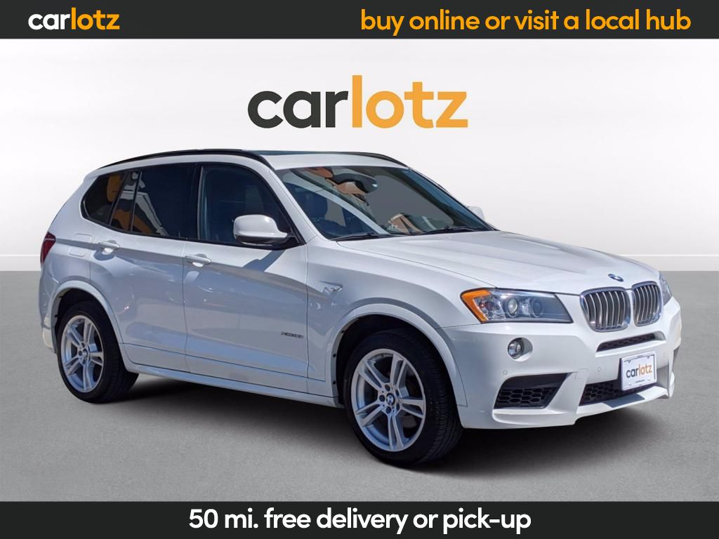 2013 BMW X3 xDrive35i photo