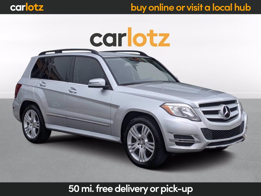 Mercedes-Benz GLK-Class Under 500 Dollars Down