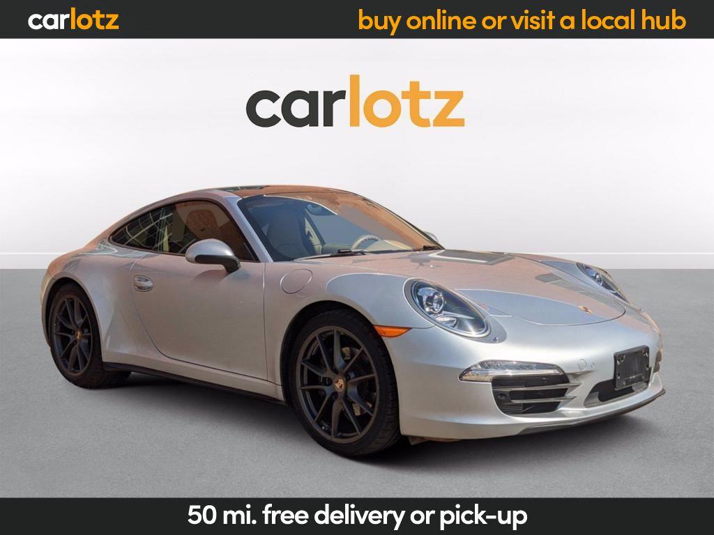 2014 Porsche 911 Carrera photo