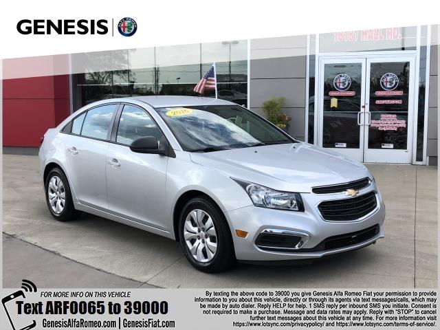Chevrolet Cruze Limited Under 500 Dollars Down