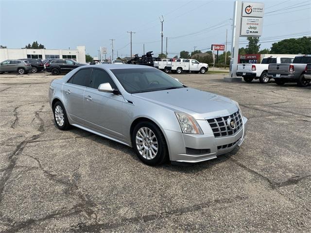 Cadillac CTS Sedan Under 500 Dollars Down