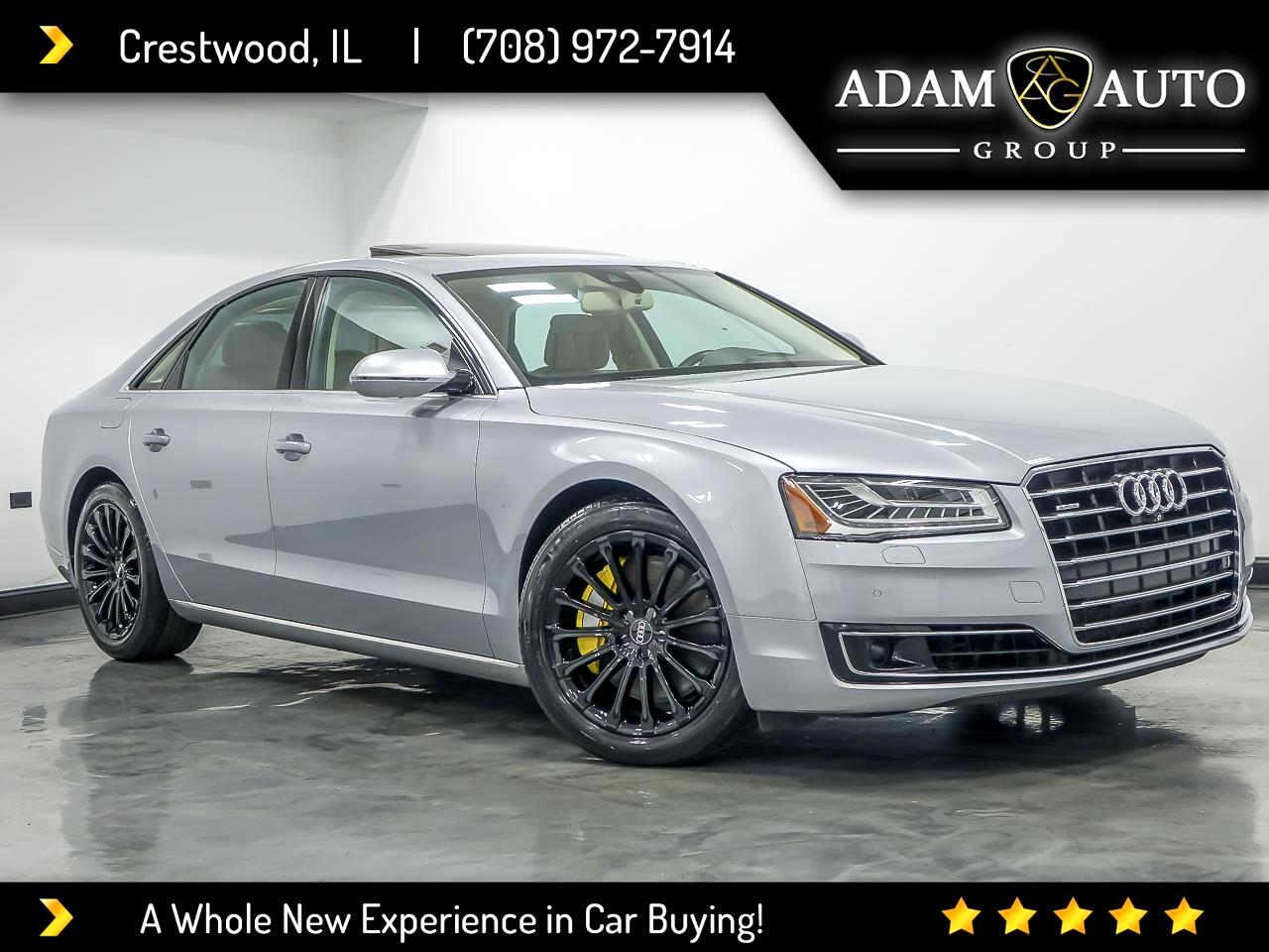 Audi A8 Under 500 Dollars Down