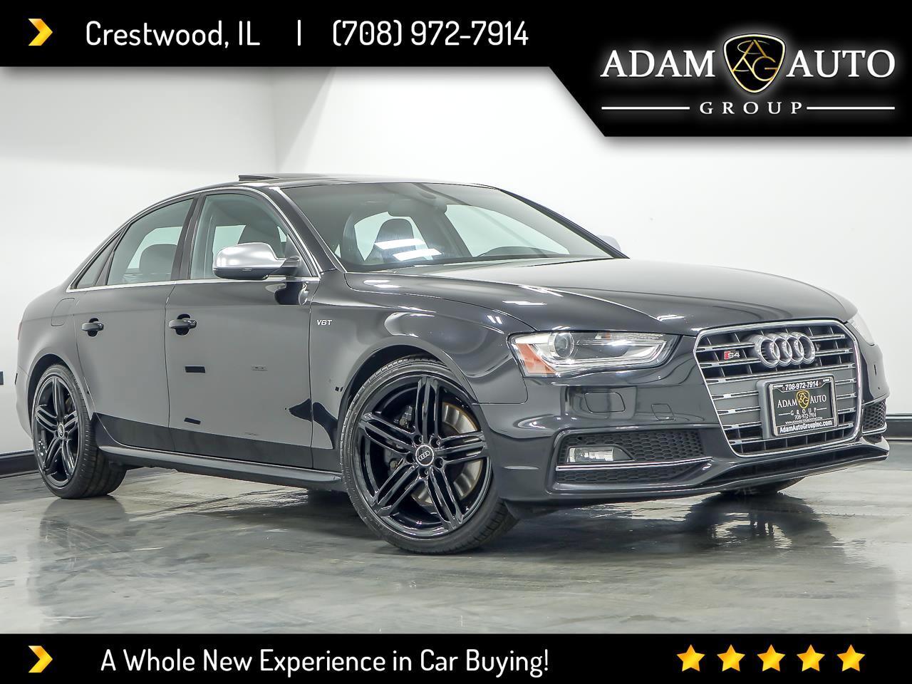 Audi S4 Under 500 Dollars Down