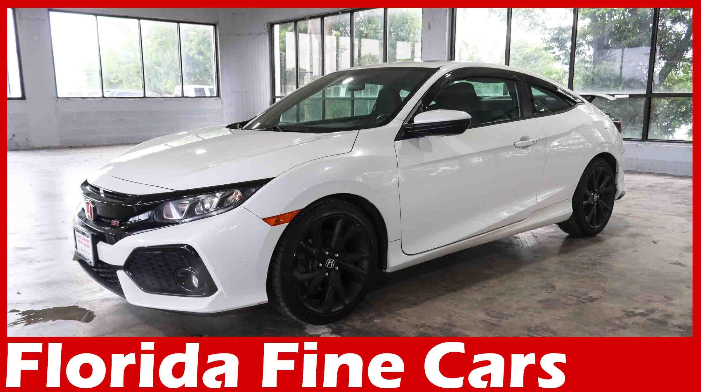 Honda Civic Si Coupe Under 500 Dollars Down