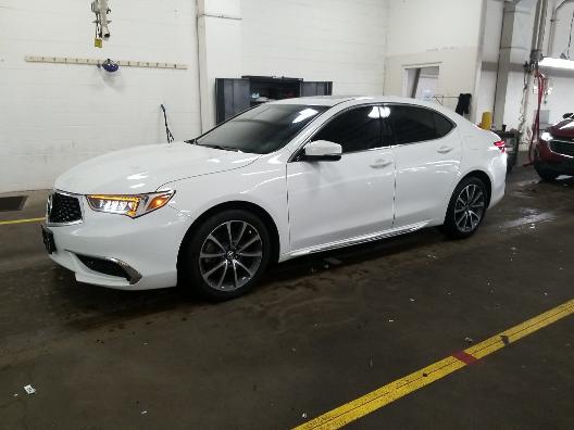 2018 Acura TLX  photo