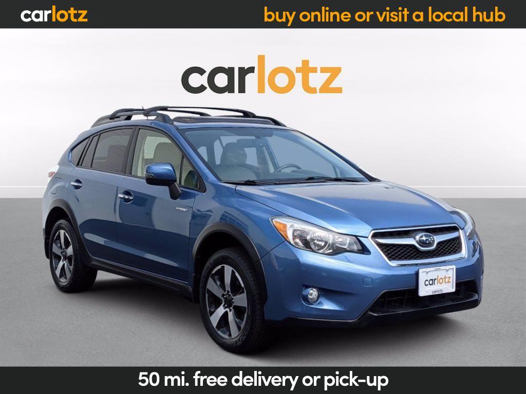 Subaru XV Crosstrek Hybrid Under 500 Dollars Down