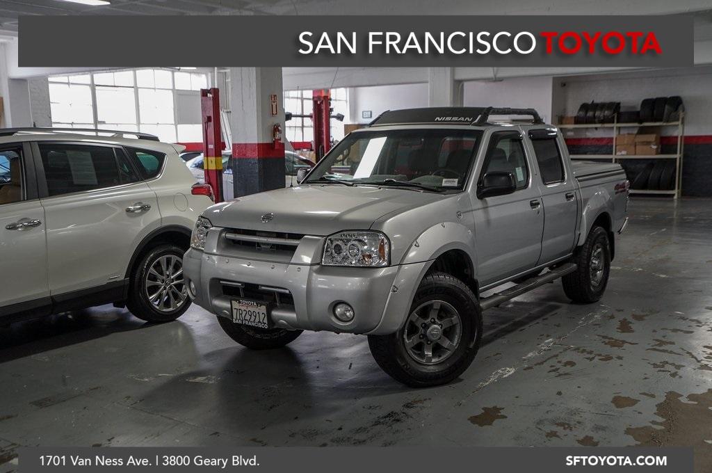Nissan Frontier 4WD Under 500 Dollars Down