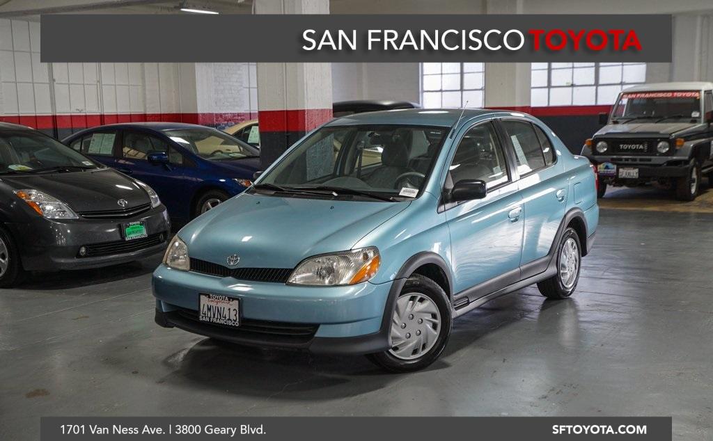 Toyota Echo Under 500 Dollars Down