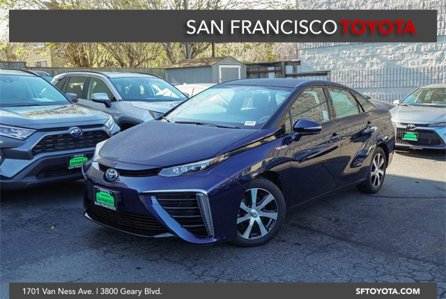Toyota Mirai Under 500 Dollars Down