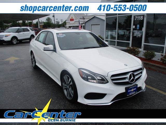 New and used mercedes benz e for sale in annapolis md u for Used mercedes benz for sale in md
