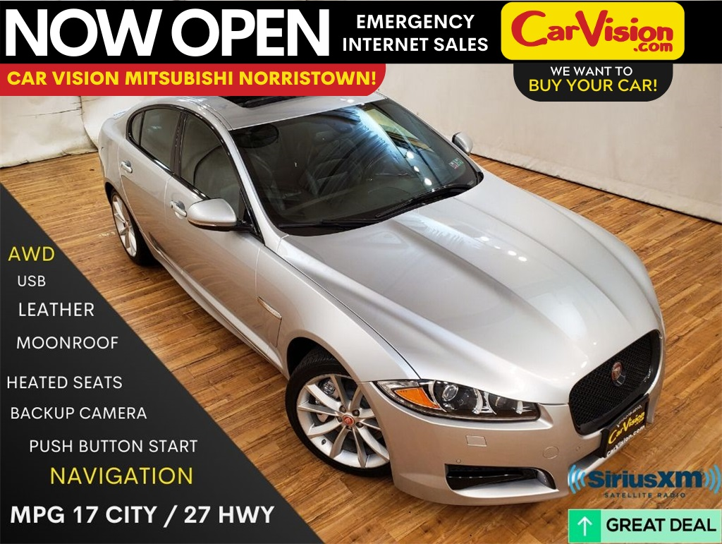 Jaguar XF Under 500 Dollars Down