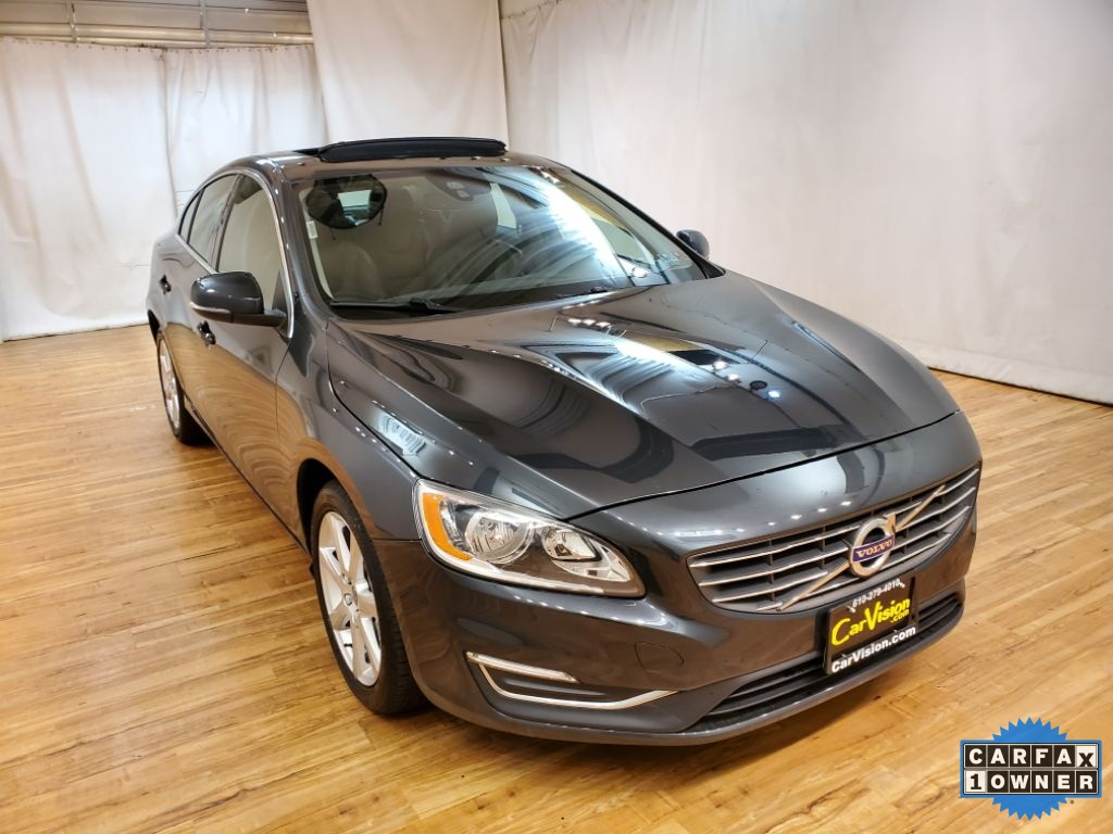 Volvo S60 Under 500 Dollars Down