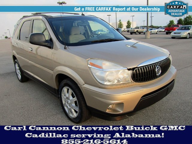 Buick Rendezvous Under 500 Dollars Down