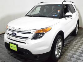 2014 Ford Explorer 4WD 4dr Limited