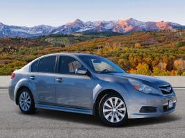2010 Subaru Legacy Limited Pwr Moon/Navigation