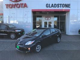 2015 Toyota Prius and