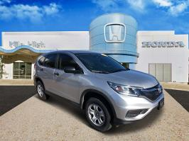 2016 Honda CR-V this