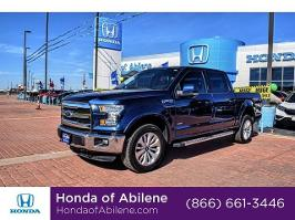 2015 Ford F-150 4WD SuperCrew 145 Lariat