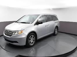 2013 Honda Odyssey Ex-L Handicap Van