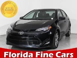 2017 Toyota Corolla Le Plus