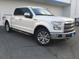 2016 Ford F-150 4WD SuperCrew 145 Lariat