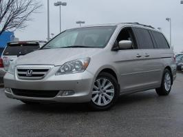 2006 Honda Odyssey 5dr Touring AT with RES & NAVI