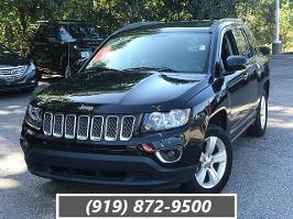 2015 Jeep Compass FWD 4dr High Altitude Edition