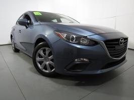 2015 Mazda Mazda3 5dr HB Man i Sport