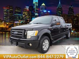 2010 Ford F-150 FX4 SuperCrew 5.5 ft. Bed 4WD