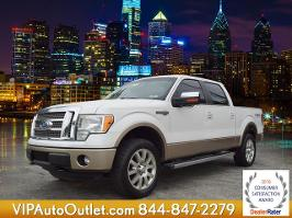 2012 Ford F-150 King-Ranch SuperCrew 5.5-ft. Bed 4W