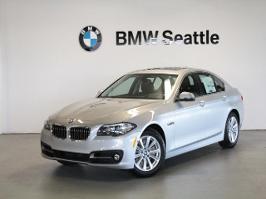 2015 BMW 5 Series transmission