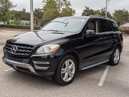 2015 Mercedes-Benz ML RWD 4dr ML 350