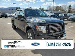 2011 Ford F-150 4WD SUPERCREW 145 FX4