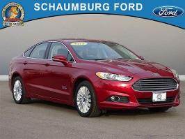 2014 Ford Fusion SE Luxury