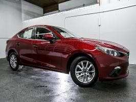 2015 Mazda Mazda3 i Touring Sedan Auto w/ Technology Pkg