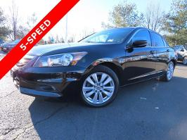 2012 Honda Accord EX Manual Sedan