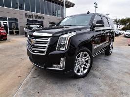 2016 Cadillac Escalade Platinum Edition