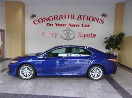 2018 Toyota Camry and