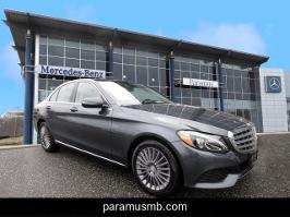 2016 Mercedes-Benz C C 300 Luxury