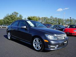 2013 Mercedes-Benz C 4 MATIC