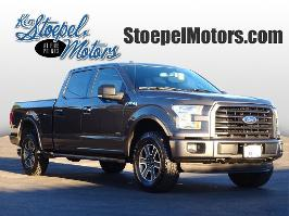 2015 Ford F-150 XLT Crew Cab 4x4 Sport Package Low Miles