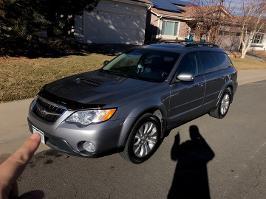 2008 Subaru Outback 4D Wagon XT Limited